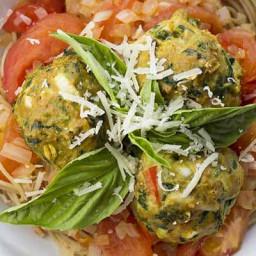 Healthy Turkey Meatballs (Without Breadcrumbs)