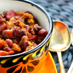 Healthy Vegan Chili