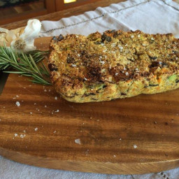Healthy Vegetable Bread
