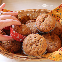 Heart-Healthy Pumpkin Muffins