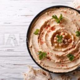 Heart-Smart Hummus