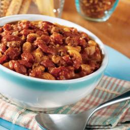 Hearty Chili Macaroni