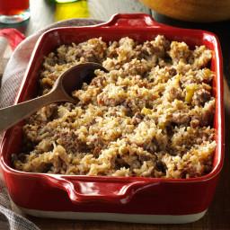 Hearty Rice Dressing Recipe