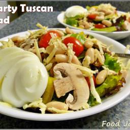 Hearty Tuscan Salad