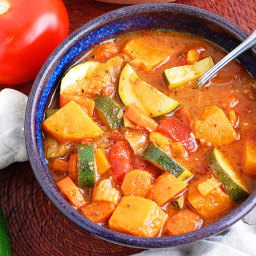 Hearty Paleo Vegetable Soup