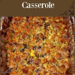 Heather's Tater Tot Casserole Recipe