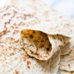 Hemmagjorda Tortillas