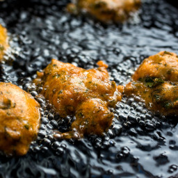 Herb Fritters