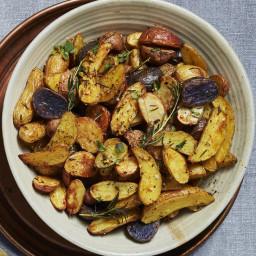 Herb-Roasted Fingerling Potatoes