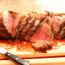 Herb-Roasted Prime Rib