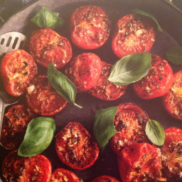 Herb roasted toms
