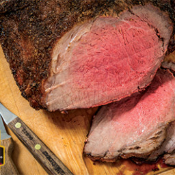 Herb-rubbed Top Round Roast