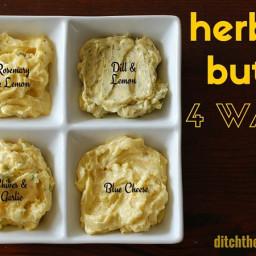 Herbed Butter 4 Ways