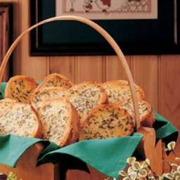 Herbed French Bread Recipe