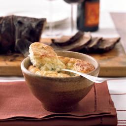 Herbed Potato Soufflé