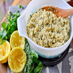 Herbed Quinoa