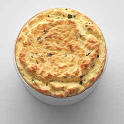Herbed Ricotta Souffle