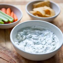 Herbed Yogurt Dip