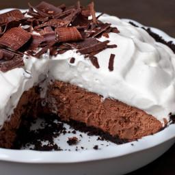 Hershey Chocolate Pie