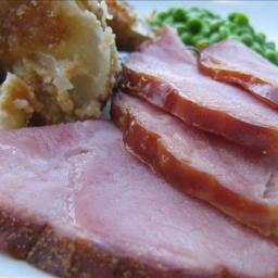 Hickory Smoked Ham