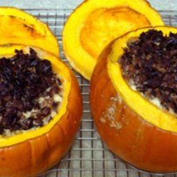 Hidatsa Stuffed Sugar Pumpkin