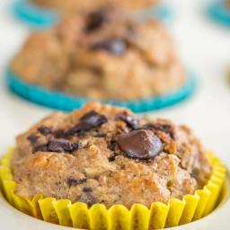 Hidden Veggie Muffins