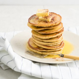 High-Fat, Low-Carb Pancakes: A Keto-Approved Breakfast