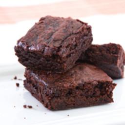 High-Fiber, Gluten-Free Brownies