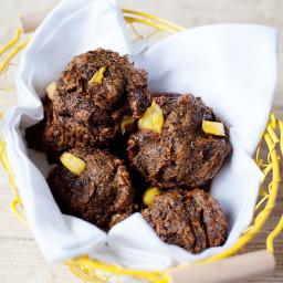 High Fiber Paleo Breakfast Muffins