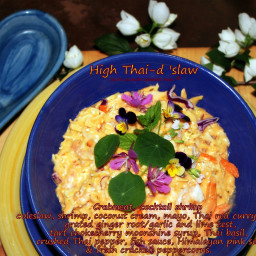 High Thai'd 'slaw - SOUTH COUNTRY COMFORT FOOD®
