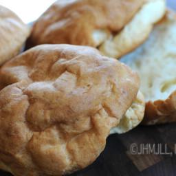 Hoagie Style Bread Rolls