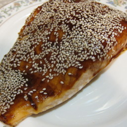 Hoisin-Baked Salmon