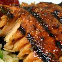 Hoisin-Glazed Salmon