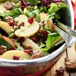 Holiday Honeycrisp Salad