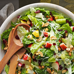 Holiday Lettuce Salad