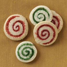 Holiday Pinwheel Cookies