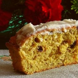 Holiday Saffron Bread