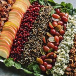 Holiday Wild Rice Salad