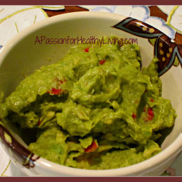 Holy Homemade Guacamole! A Gluten Free Recipe...