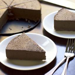 Thick Gluten Free Dairy Free Cheesecake