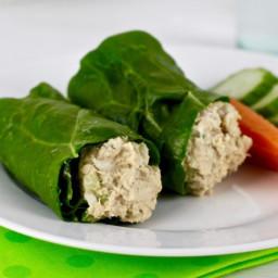 5 Minute Salmon Salad