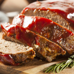 Home-Cooked Turkey Meatloaf