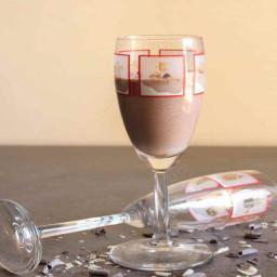 Home Made Chocolate liqueur
