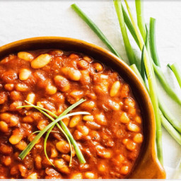 Home style Baked Beans