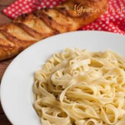 Homemade Almond Flour Pasta