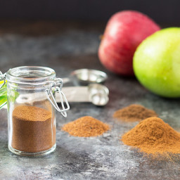 Homemade Apple Pie Spice