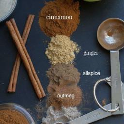 Homemade Apple Pie Spice Mix