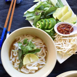 Homemade Beef Pho – Delicious Instant Pot Meal