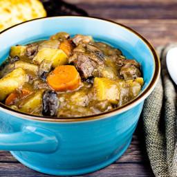 Homemade Beef Stew in the Ninja Foodi