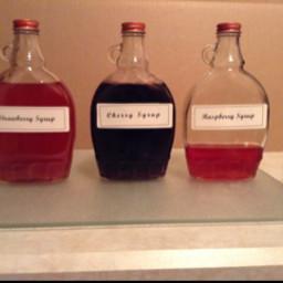 Simple Fruit Syrups (RAR)